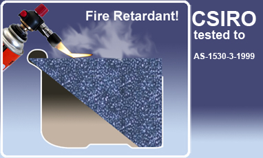 Fire Retardent Gutter Guards