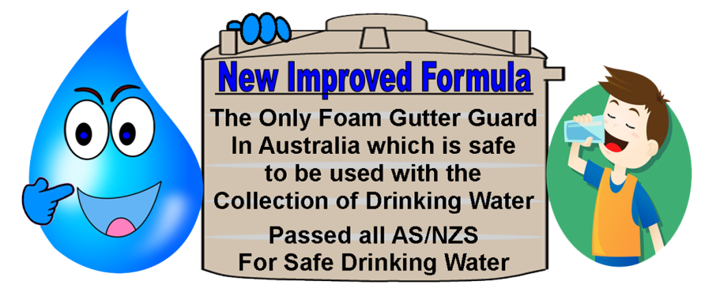 safe to be used with drinking water collection